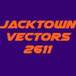 Jacktown Vectors - 2611